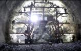 """聚焦""""东强""""丨寨山隧道已开挖2420米 济莱高铁力争在2023年初通车"""