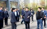 实现三大转变 抓好五个关键 济南市城管局长孙世会调研渣土管理工作
