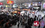 中国铁路济南局清明假期发送旅客214.9万人