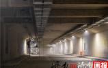 """走进CBD地下环路:济南最大的""""地下城""""主动脉"""