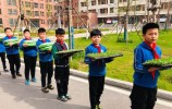 硯泉學校2017級3班勞動教育進課堂