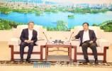 济南市政府与泰康保险集团签署战略合作框架协议 孙立成孙述涛会见陈东升一行并见证签约