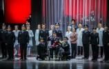 市文化和旅游局组织党员干部集体观看红色题材音乐剧《敬礼》