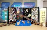 山東師范大學附屬小學教工三支部黨員教師以美育作品展慶祝建黨百年