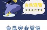 济南市防汛抗旱指挥部:台风来了这样防范!