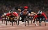 山东省委省政府向第16届残奥会中国体育代表团致贺电