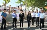 钢城区委书记郅颂调研全区教育工作并看望慰问教师