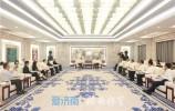 视频   孙立成会见中国建材集团客人