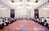 劉家義李干杰會見出席國際糧食減損大會外賓