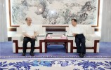 視頻 | 孫立成會見中國社科院客人