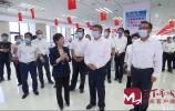 視頻 | 中央依法治國辦專題調研組來濟調研 唐一軍林峰海孫述濤參加活動