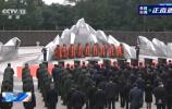第八批在韓中國人民志愿軍烈士遺骸安葬儀式在沈陽舉行