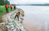 我市民间救援队战在黄河边,站在洪水前 讲好新时代黄河故事