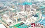 树兰(济南)国际医院项目主体结构封顶!李兰娟院士现场调研