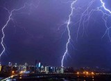 济南最新天气预报:高温黄色预警解除 中到大雨雷电大风