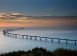 震撼!一张长图带你领略港珠澳大桥?