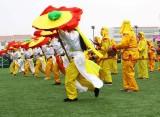 鼓子秧歌、花鞭鼓舞、芯子都来了!济南举办宵节传统舞蹈汇演