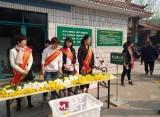 清明節祭掃市民共116860人 未發生安全事故