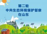 第二輪中央生態環境保護督察在山東