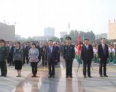 緬懷先烈,開創未來!萊蕪區隆重舉行烈士公祭儀式