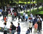 游客出行热情不减,住宿消费需求旺盛 长假第7天,济南17家4A5A级景区纳客15.34万人次
