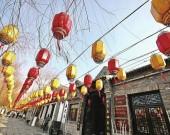 【网络中国节·元宵】泉城老街张灯结彩迎新春