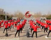 【网络中国节·元宵】钢城区:歌舞闹春 喜迎元宵