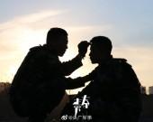 奋斗是青春最亮丽的底色,军人的青春,在战位上!