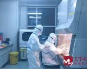 核酸检测报告出炉背后:济南检测人员连续工作近10小时不敢喝水