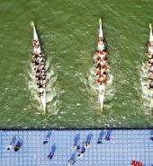 【网络中国节·端午】又是一年龙舟竞渡