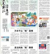 """【网络中国节·端午】万水千山""""粽""""是情"""