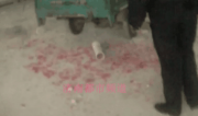 北坦一市民燃放200响鞭炮天桥警方依法处罚