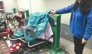多社区投用电瓶车共享充电桩 扫码就能充!