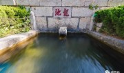 济南有个洪范池,据说水池底下有条龙…