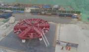166米长!3700吨重!世界最先进盾构机来挖济南黄河隧道