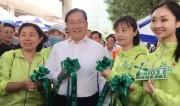 王忠林点赞济南交广绿丝带活动:一定不能让孩子耽误在交通上!