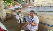 【文明实践在行动】趵突泉街道青东社区垃圾分类宣传活动