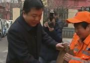 人社部门走访慰问农民工