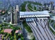 乐虎国际手机版新东站片区公布规划建设最新进展