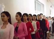 山东艺考校考今启幕 不少考生将在10多所学校间奔波