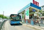 济南BRT8今天开通试运行 工业北路直通历山路