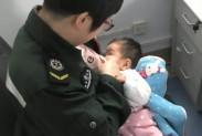 美!济南护士妈妈解衣为患者小孩哺乳