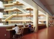 乐虎国际手机版市图书馆暑期延长开放时间