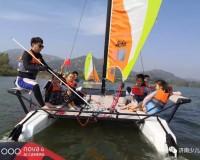 【小记者团】济南少儿《奶油森林》雪野湖帆船行正式招募