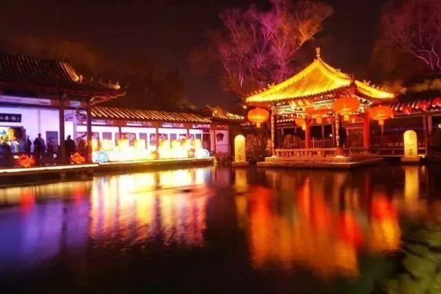 让我带您在济南的夜里走走,我猜您从未见过这样的TA~ - 舜网 - 7c7aaa90c69c419e8986343872803f47.jpeg