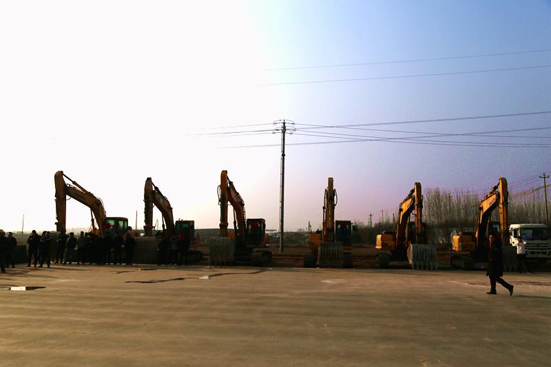 """济东智造新城项目正式开工 章丘""""一带两城""""格局初显"""