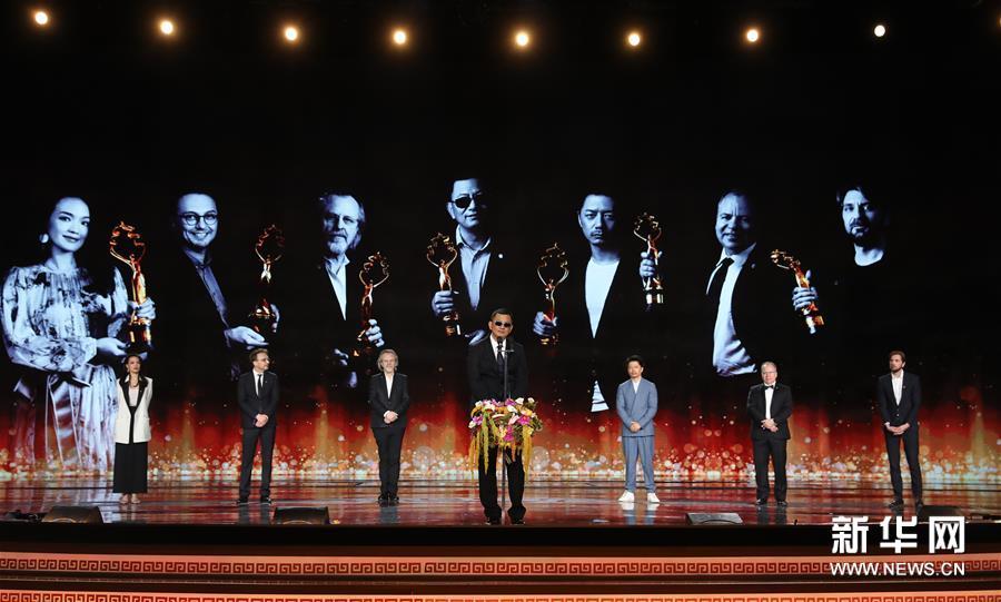 (北京电影节)(29)第八届北京国际电影节开幕