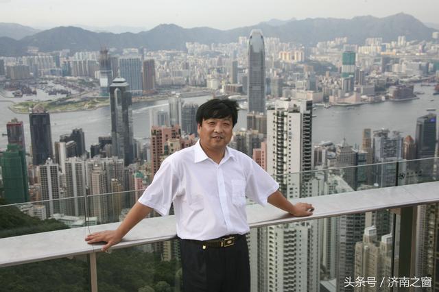 《济南人物》济南摄影家 李继三