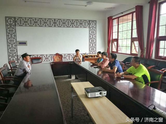 民盟历下一支部赴石崮寨生态农业观光园调研