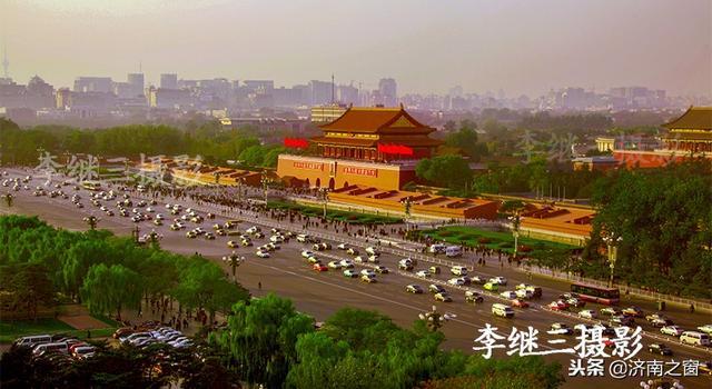 中国有一条天街 全世界的人都知道 你去过吗